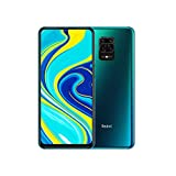"Xiaomi Redmi Note 9S 6GB 128GB Quad camera AI 48MP 6.67""FHD+ 5020mAh Tipo 18W ricarica rapida..."