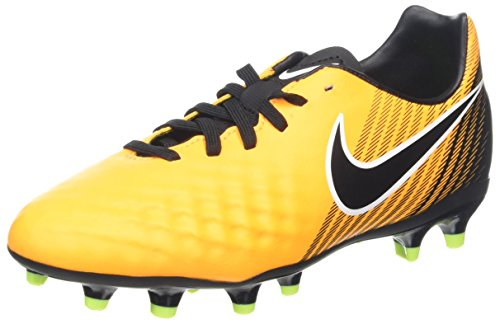 Nike Magista Onda II FG, Botas de fútbol Unisex niños, Naranja (Laser Orange/Black/White/Volt), 38 EU