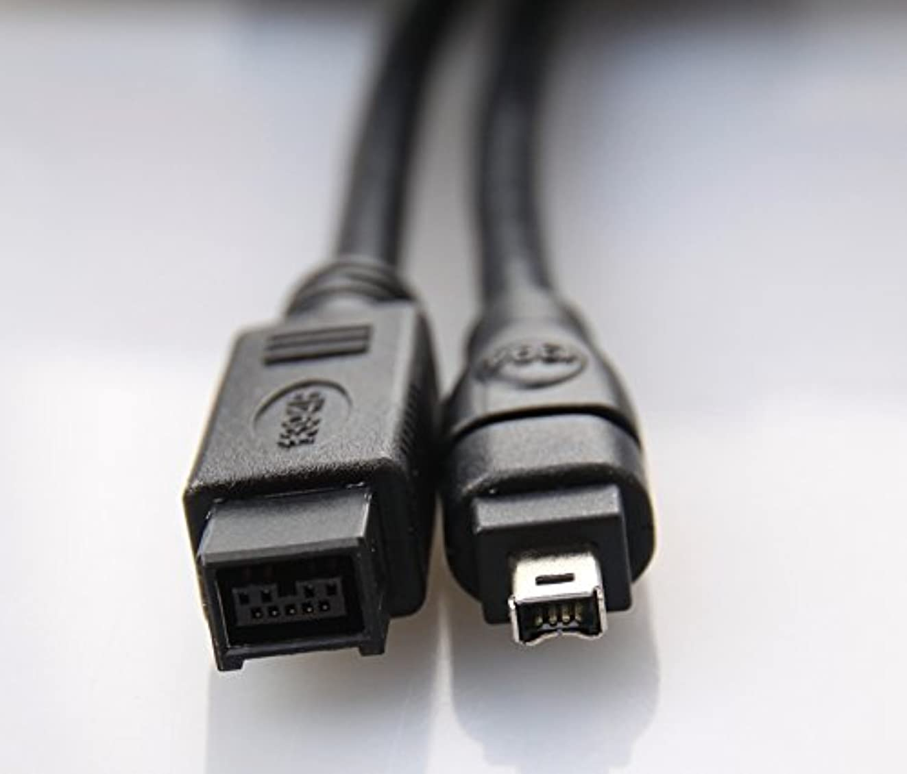 Bizlander Firewire High Speed Premium DV to Firewire Cable 800 1394B 800-400 IEEE 9 Pin Male to 4 Pin Male Cable 6FT for Mac Pro, MacBook Pro, Mac Mini, iMac PC,Digital Cameras, SLR