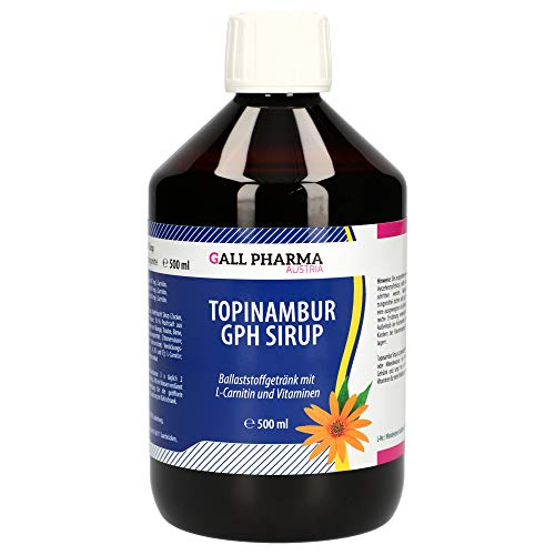 Gall Pharma Topinambur Sirup GPH, 500 milliliters