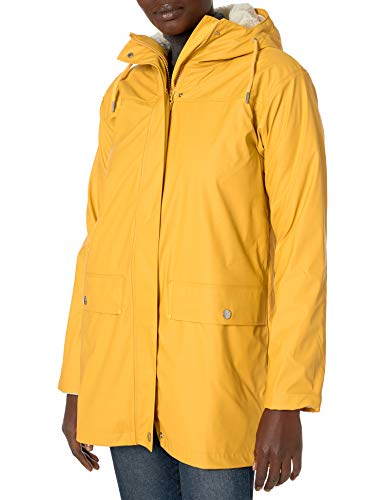 Helly Hansen W Moss Ins Coat Chaqueta, Mujer, Essential Yellow, XS