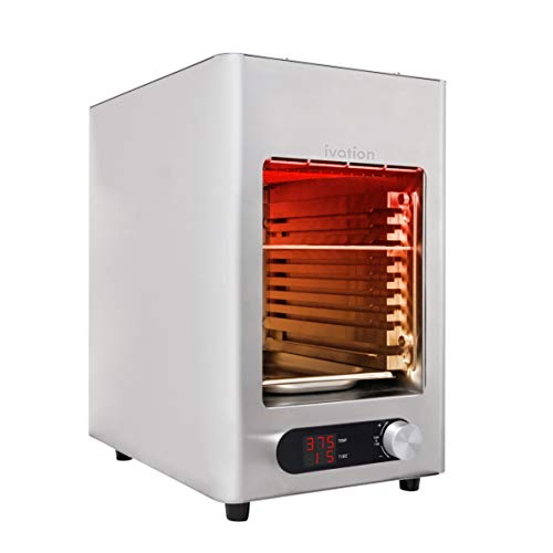 Ivation Electric Infrared Steak Grill |...