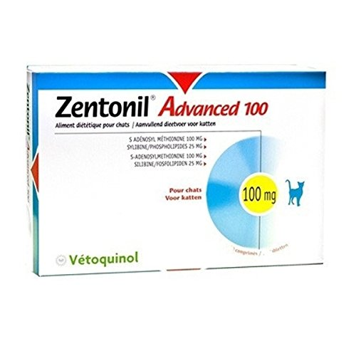 ZENTONIL Advance  100 mg  22 Comp