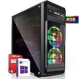 AMD Ryzen 5 3600 6X 4.2 GHz PC System Gaming 16 GB DDR4 RAM 2666 MHz ASUS A320 512 GB SSD NVIDIA GeForce GTX 1660 6GB 4K Win 10
