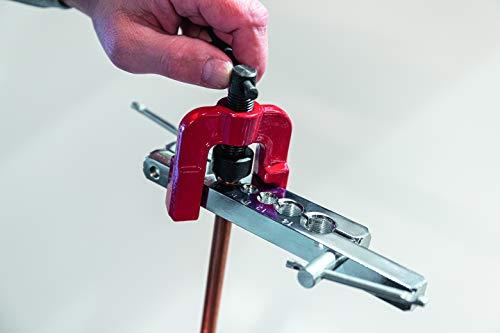 Rothenberger Industrial 1500003348 6-15 mm, Bördelgerät Bördel Werkzeug Set Rohrexpander Kühlschrank Kältereparaturwerkzeuge, Auto-und Klimaanlagen