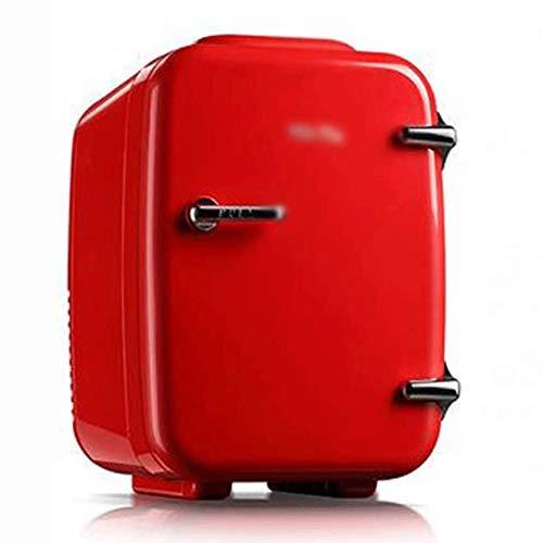 Big Shark Mini-koelkast, compacte koelkast met overed chiller-vak voor thuis, garage, camper, kelder of kantoor