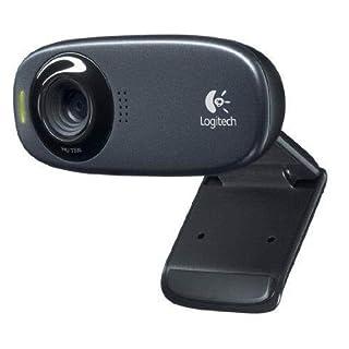 Logitech C310 - Webcam HD 720p, Color Negro (B003R1P8WY)   Amazon price tracker / tracking, Amazon price history charts, Amazon price watches, Amazon price drop alerts