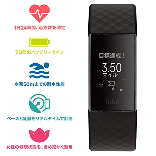 Fitbit『FitbitCharge3』