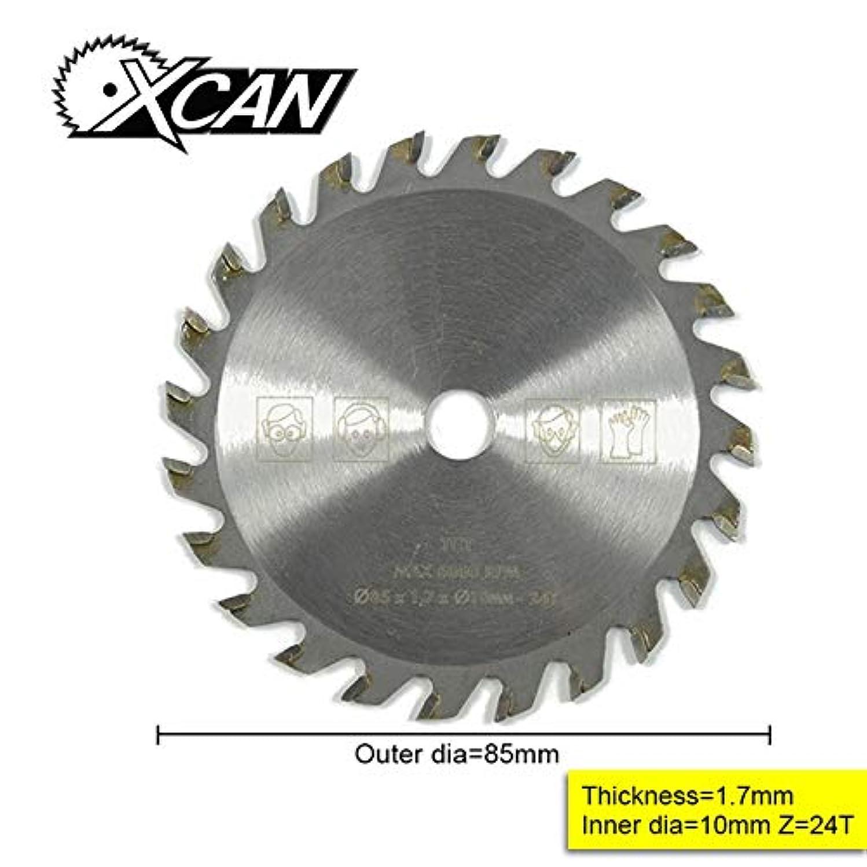 Maslin 1pcs Out diameter 85 mm Mini circular saw blade wood cutting blade