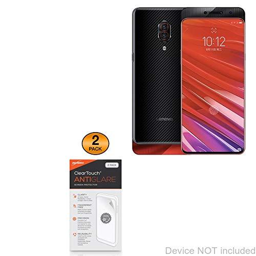 Película protetora de tela Lenovo Z5 Pro GT, BoxWave® [ClearTouch antirreflexo (pacote com 2)] Película fosca anti-impressão digital para Lenovo Z5 Pro GT