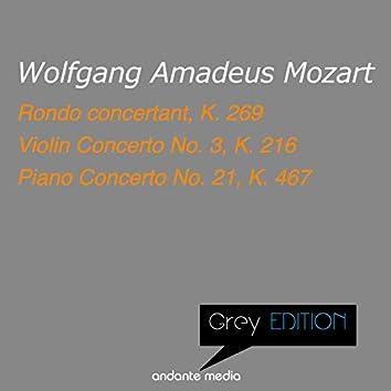 Grey Edition - Mozart: Violin Concerto No. 3, K. 216 & Piano Concerto No. 21, K. 467
