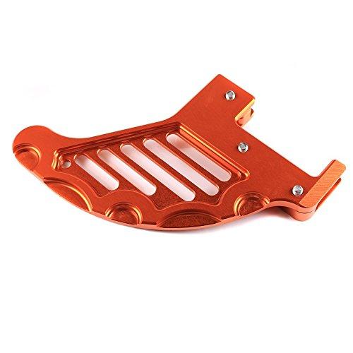 Protection de Disque de Frein arrière Stripe pour Husqvarna Te 125/250/ 300, FE/FC 250/350/ 450, FE 501, TC 125/250 14-18, FX 450 16-18 Orange