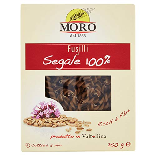 MORO Fusilli di Segale 100% - 350 g