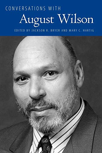 Conversations with August Wilson (Literary Conversations Series)