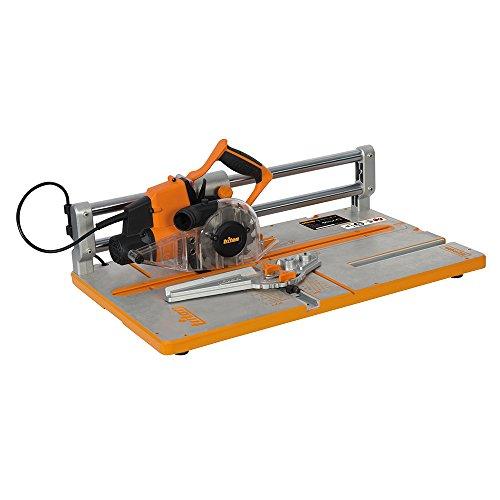 Triton TWX7PS001 Sierra para suelos de madera, Plata, 127 mm