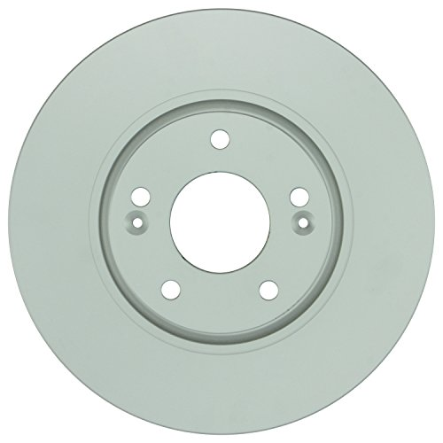 Bosch 28011449 QuietCast Premium Disc Brake Rotor For Hyundai: 2006-2014 Sonata, 2010-2015 Tucson, 2013-2015 Veloster; Kia: 2010-2015 Forte, 2011-2015 Optima, 2011-2015 Sportage; Front