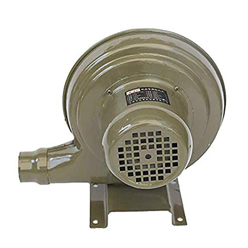 Inflator 120w Centrifugaal Elektrische Blower, Industry Fan Pump, for Barbecue Combustion Opblaasbaar Kasteel Opblaasbare Trampoline, Barbecue Air Blower, Ultra-Quiet Opblaasbare elektrische pomp (Maa