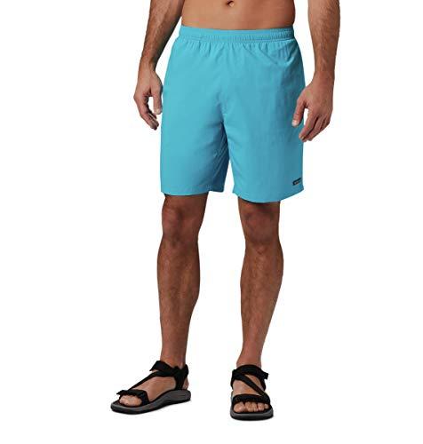 Columbia Hombre Columbia Roatan Drifter - Pantalón corto de agua Bañador de natación - Azul - 1X x 6
