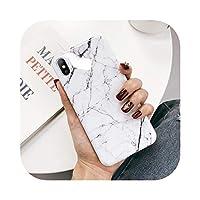 ゲスト iPhone SE 12 Mimi Pro X XR XS Max 11 Pro Max Soft IMD For iPhone 6 6S 7 8Plus用の幾何学的な大理石のテクスチャ電話ケース-AC8061-For iPhoen 12 Mini