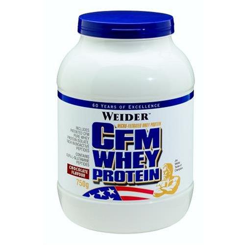 Weider CFM Whey Protein schoko 750g