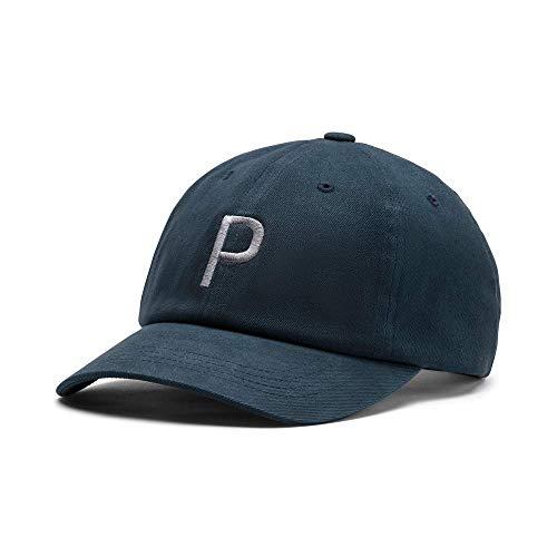 PUMA Golf 2020 Men's P Adjustable Hat (Men's, Dark Denim,One Size)
