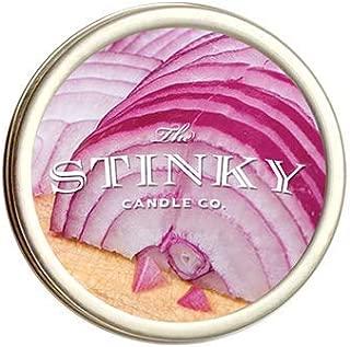 The Stinky Candle Company - Handmade Onion Scent by The Stinky Candle Company