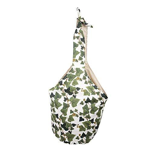 Beutel Tasche Umhängetasche Shopperbag Shopper | ca. 39 x 87 cm | Efeu Blätter Laub Natur