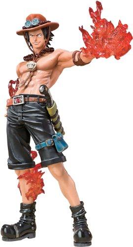 One Piece Figuarts Zero Figurine / Statue: Portgas D. Ace 16 cm