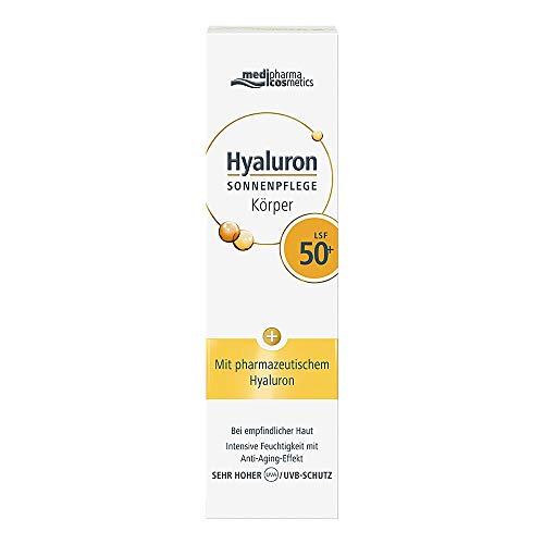HYALURON SONNENPFLEGE Körper Creme LSF 50+ 150 ml
