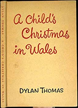 Hardcover Childs Christmas in Wales 1st Edition Book