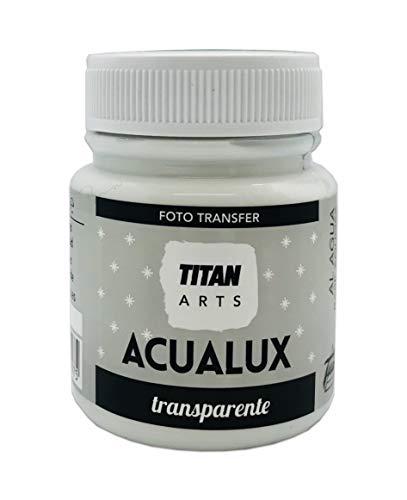 Titan - Foto Transfer Acualux Titan Arts 100 ml