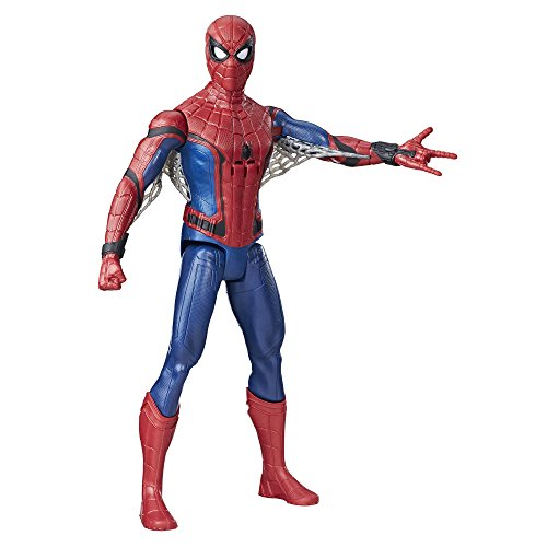 Spider-Man: Homecoming Eye FX Electronic, 12-inch