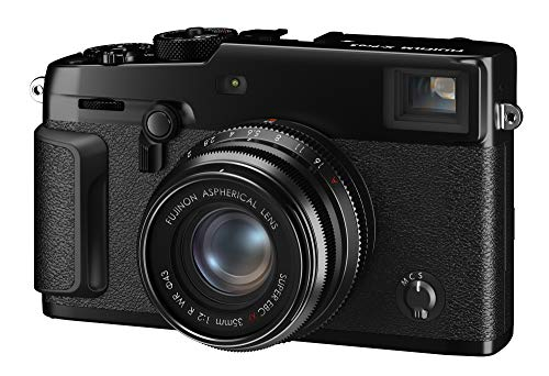 Fujifilm X-Pro3 Mirrorless Digital Camera - Black...
