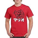 Mario B - Camiseta Manga Corta (L)