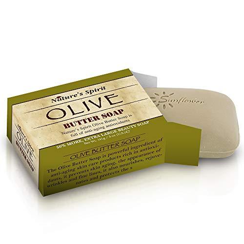Nature's Spirit Beurre d'Olive Savon 140 g