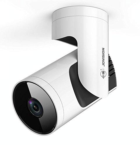 JVS-N81-DZ / Jovision Dome IP Kamera Indoor, 2 MegaPixel, HD, 1080 P, Überwachungskamera, Netzwerkkamera, Bewegungserkennung, Email Alarm, Array Infrarot LEDs, Kamera einfach verstellbar