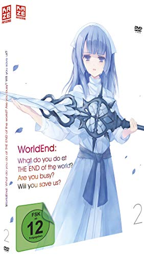 WorldEnd: What do you do at the end of the world? Are you busy? Will you save us? - Vol.2 - [DVD]