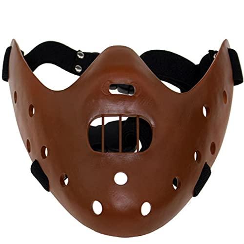 TTESOPG Masker Maskers Horror Maskerade Cosplay Party Halloween Masker Chocolade