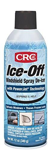 CRC 05346 Ice-Off Spray De-Icer, 16. Fluid_Ounces