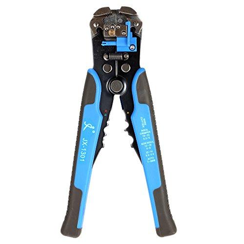 Katerk Pelacables, Multifuncional profesional pelacables cortador de cable ajustable pelacables herramienta de...