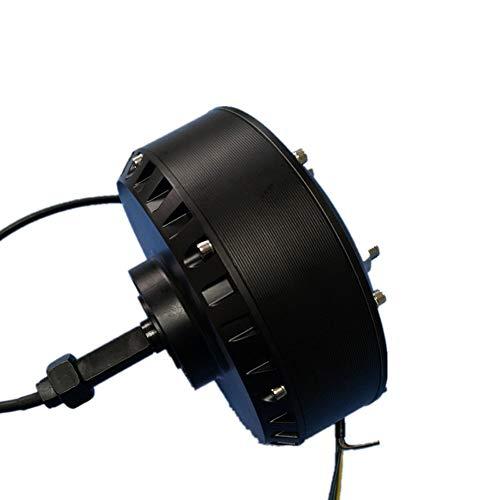 JJ Boom Low Speed 500-2000W Brushless DC High Power Single Side Wheel Hub Motor Golf Cart Motor (48v800w)