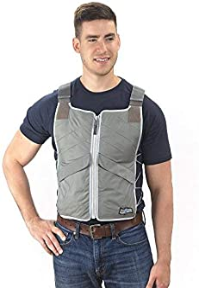 FlexiFreeze Professional Series Ice Vest - Charcoal