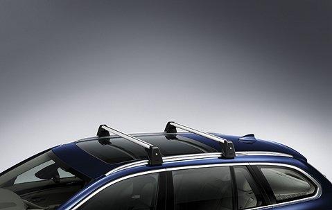 Original BMW 5er F11 Touring Grundträger / Dachträger / Trägerbrücke / Querträger