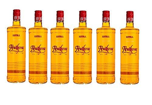 6 Flasche Kruskovac Lara 25% vol. a 1 L 1000ml Birnen Pflaume Sparpaket