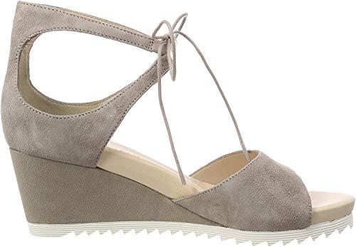 Gerry Weber Shoes Damen Florentine 04 Riemchensandalen, Beige (Taupe), 40 EU