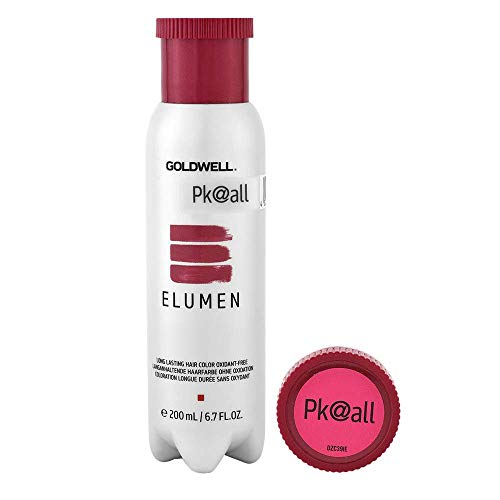 Goldwell Elumen High-Performance- Tinte para el cabello, libre de peróxido y amoníaco, 200 ml