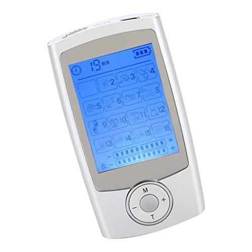 SM SunniMix LCD Máquina de Estimulación Muscular Acupuntura para el Alivio del...