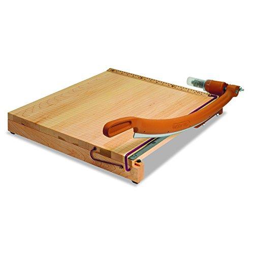 Swingline Paper Trimmer, Guillotine Paper Cutter, 18' Cut Length, 15 Sheet...