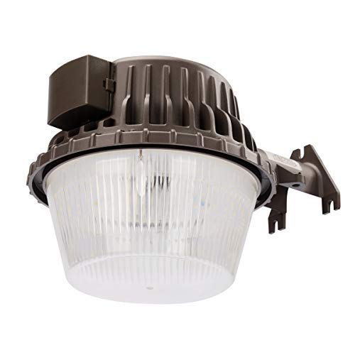 LED Area Light 90 Watts Dusk to Dawn Photocell Included, Perfect Yard Light or Barn Light, 11,250 Lumens, 5000K, ETL Listed, 800W Incandescent or 250W HID Light Equivalent, 5-Year Warranty