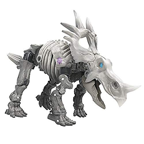 Transformers Juguetes Generations War for Cybertron: Kingdom - Figura WFC-K15 Ractonite Fossilizer - 14 cm - Edad: 8+